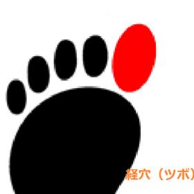 足の経穴画像